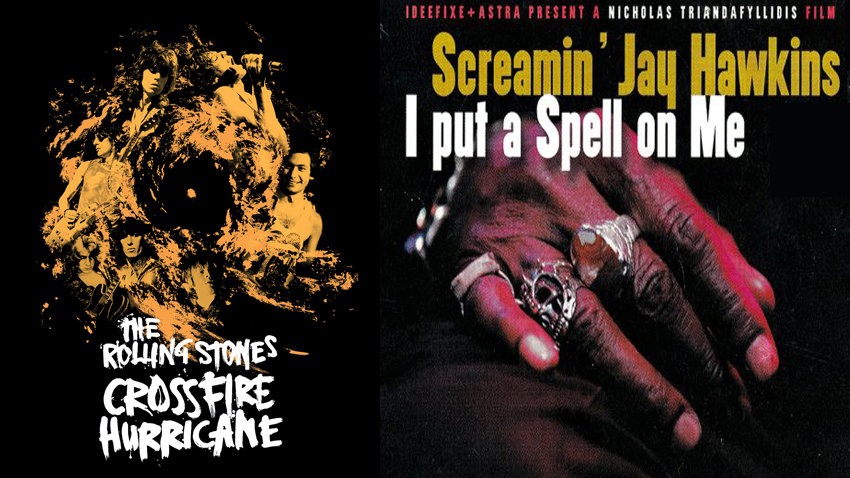 Gimme Shelter | SCREAMIN' JAY HAWKINS vs ROLLING STONES