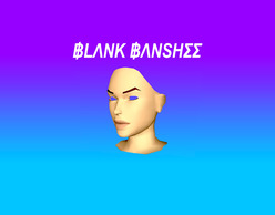 Blank Banshee (CA) live in Athens w/ † ime94 (GR)