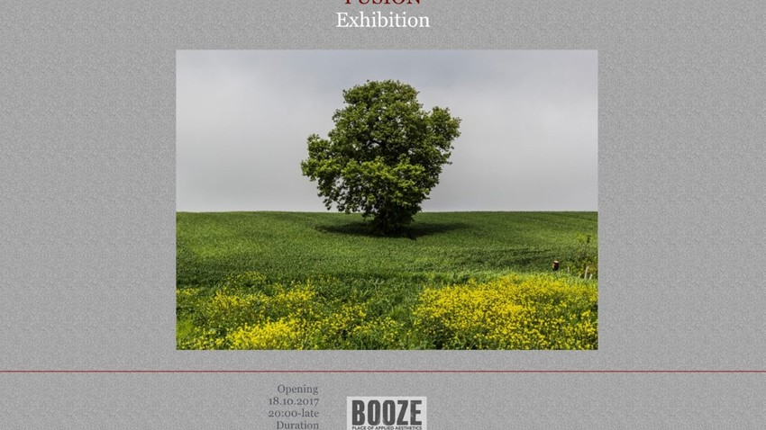 Fusion Photography Exhibition στο BOOZE
