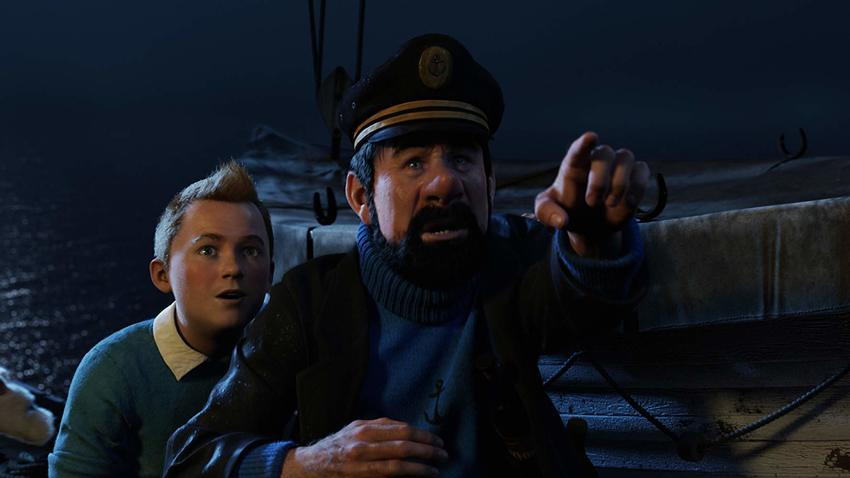 Park Your Cinema Kids: The Adventures of Tintin (2011)