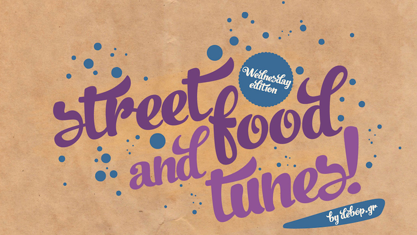 Street Food and Tunes: India