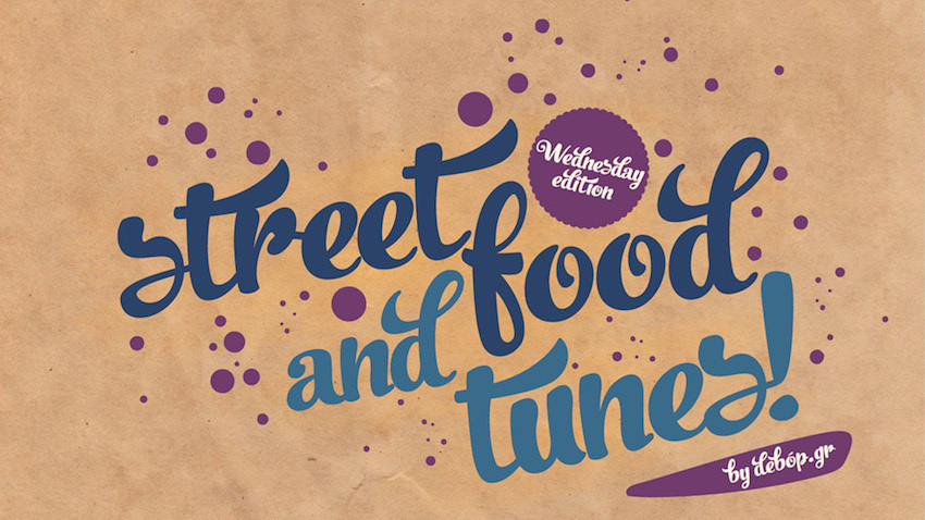 Street Food and Tunes: Brooklyn vol.II