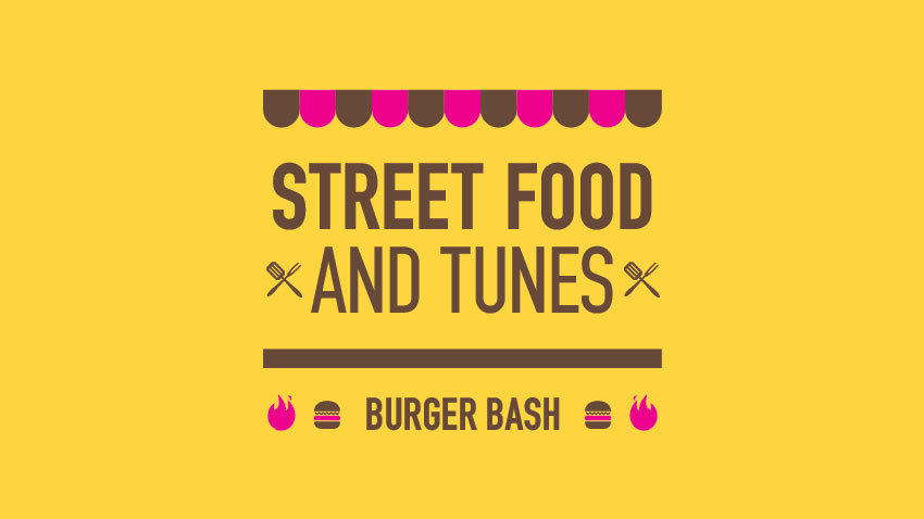 Street Food and Tunes: Burger Bash
