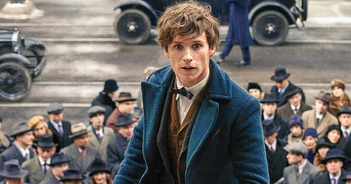Fantastic Beasts and Where to Find Them   ο νέος Harry Potter;