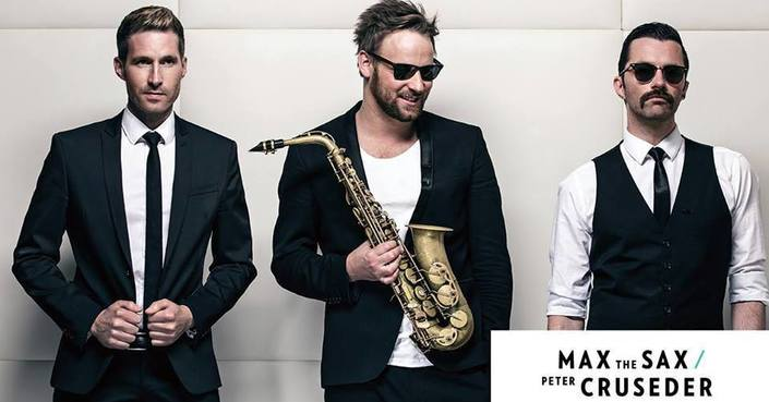 New Single Release Max The Sax & Peter Cruseder