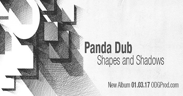 New Album Release | Panda Dub | Shapes & Shadows
