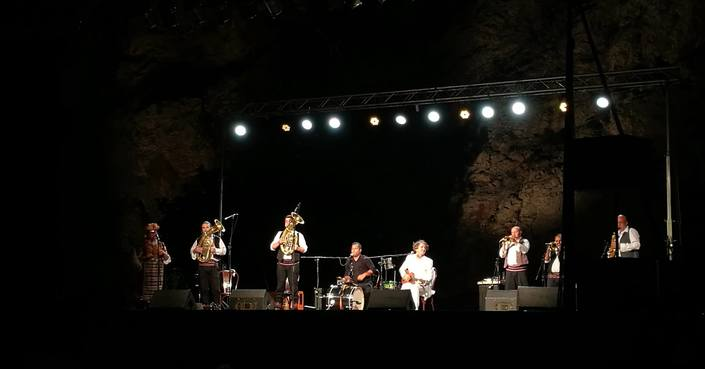 Goran Bregovic & Wedding and Funeral Ban