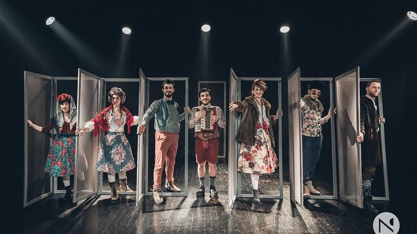 «ГЛУМ» (Γκλούμ) |C.For Circus |2η χρονιά
