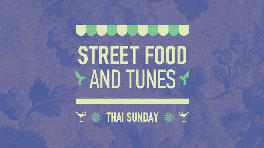 Street Food and Tunes: Thai Sunday