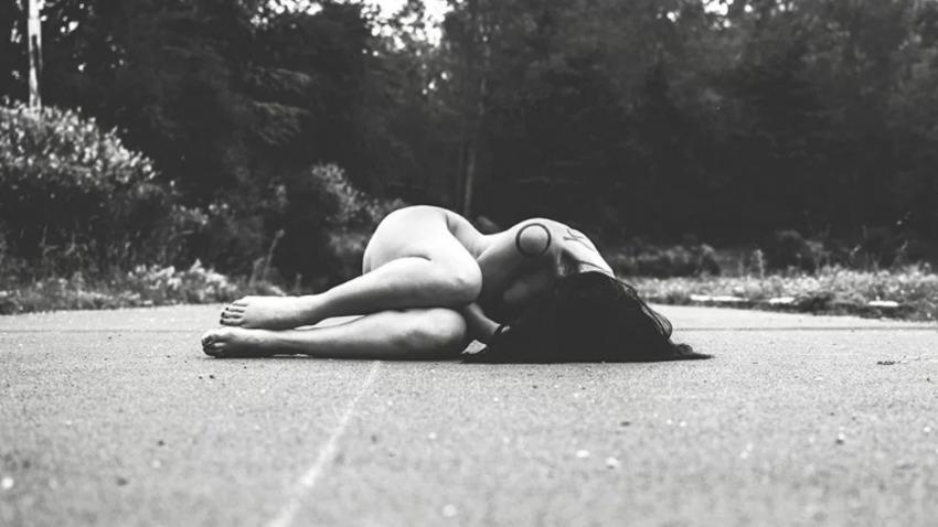 μαύροι γυμνά