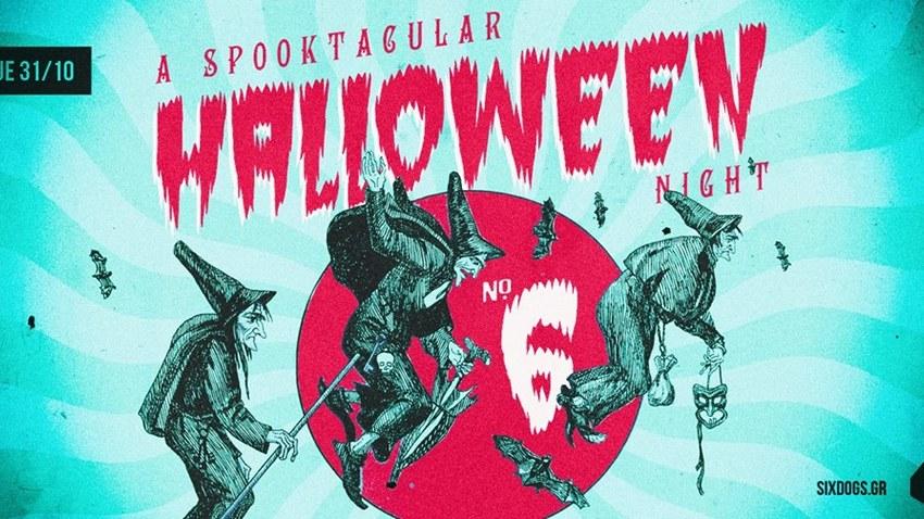A Spooktacular Halloween Night #6