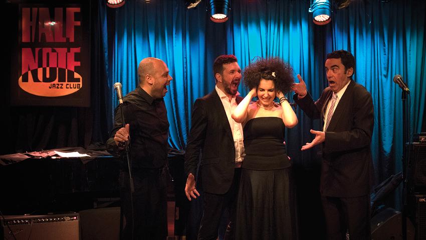 HAPPY OPERA   Από την «Carmen» στον Frank Sinatra!