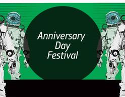 Anniversary Festival | Διπλά γενέθλια για το AN club και το Gagarin 205