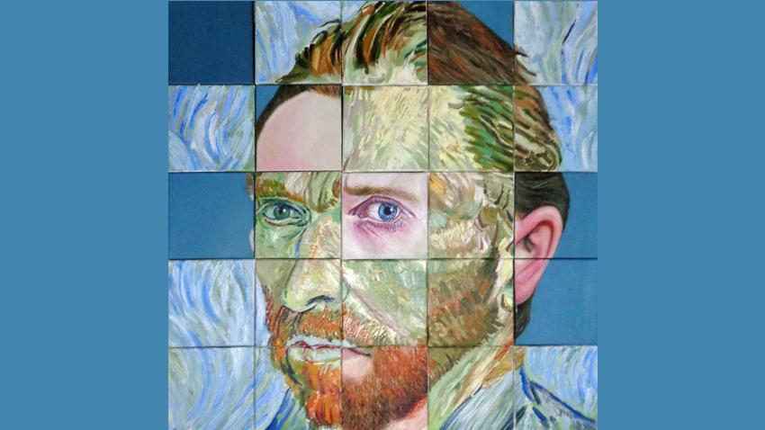Ομαδική έκθεση ζωγραφικής «Van Gogh Revisited»