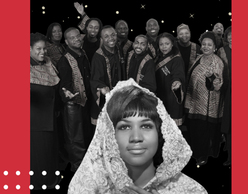 "HARLEM GOSPEL CHOIR ""Christmas with Aretha Franklin"""