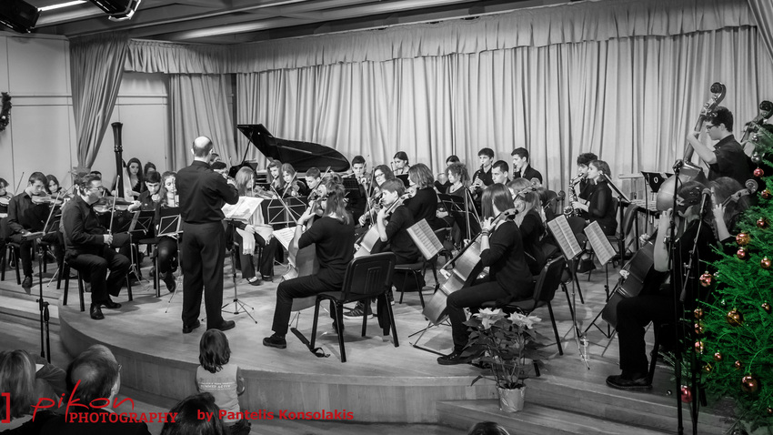 Γιορτάστε με την Underground Youth Orchestra στο Μουσείο Μπενάκη