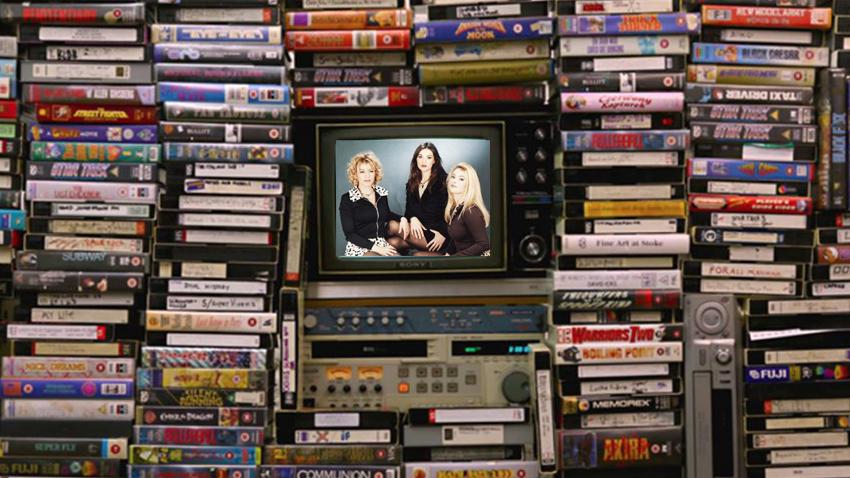 VHS 90s party w/ Κακά Κορίτσια