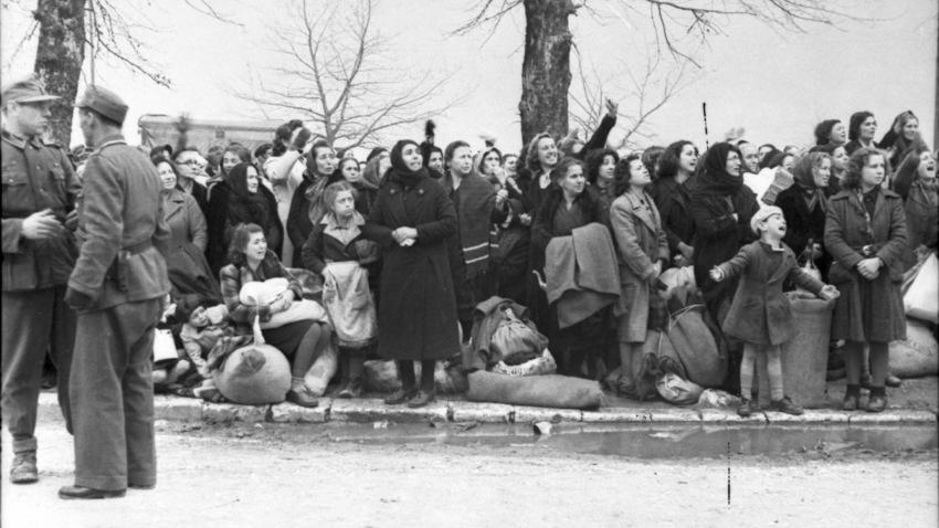 Αφιέρωμα στο Εβραϊκό Oλοκαύτωμα από την Εθνική Βιβλιοθήκη