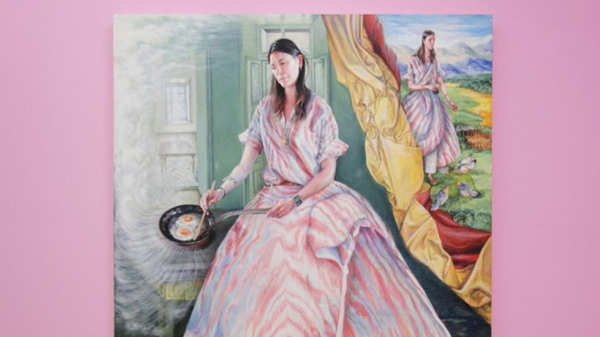 Κωνσταντίνος Λαδιανός | Pink Boudoir