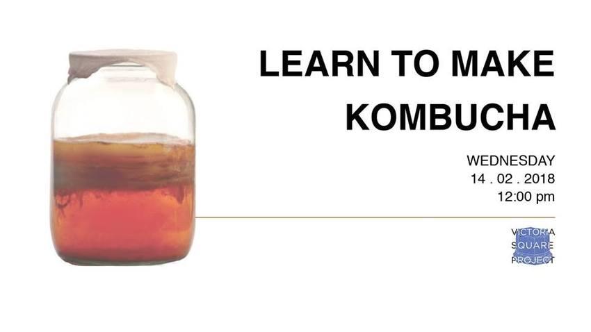 Μαθαίνω να φτιάχνω Kombucha