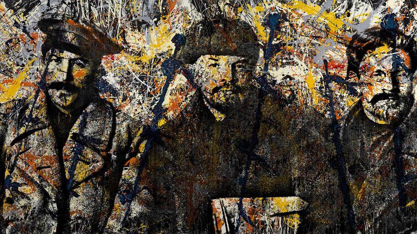 «Η Μνήμη της Επανάστασης - Σύγχρονοι Έλληνες εικαστικοί»