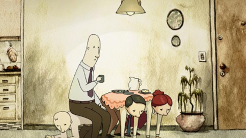 Διεθνής Διαγωνισμός Σύνθεσης για ταινία animation στο Μέγαρο Μουσικής