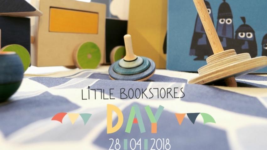 Ημέρα Μικρών Βιβλιοπωλείων!