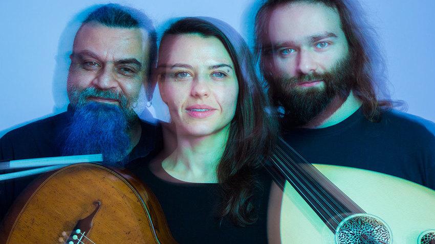 Άλφα Στερητικό Θεοδώρα Αθανασίου Trio ΚΕΤ