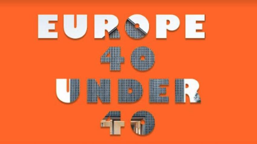 Τα ανερχόμενα ταλέντα της αρχιτεκτονικής και του βιομηχανικού σχεδιασμού της Ευρώπης