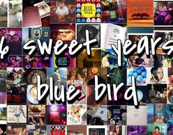 Happy Birthday Bluebird!