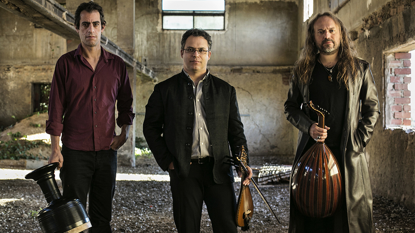Petrakis, Lopez, Chemirani Trio στο Summer Nostos Festival 2018