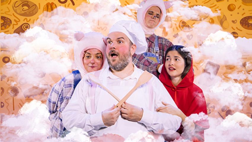 ΑΝΑΒΟΛΗ | Μια ζαχαρένια συνταγή | Για 3η χρονιά στο Θέατρο Φούρνος