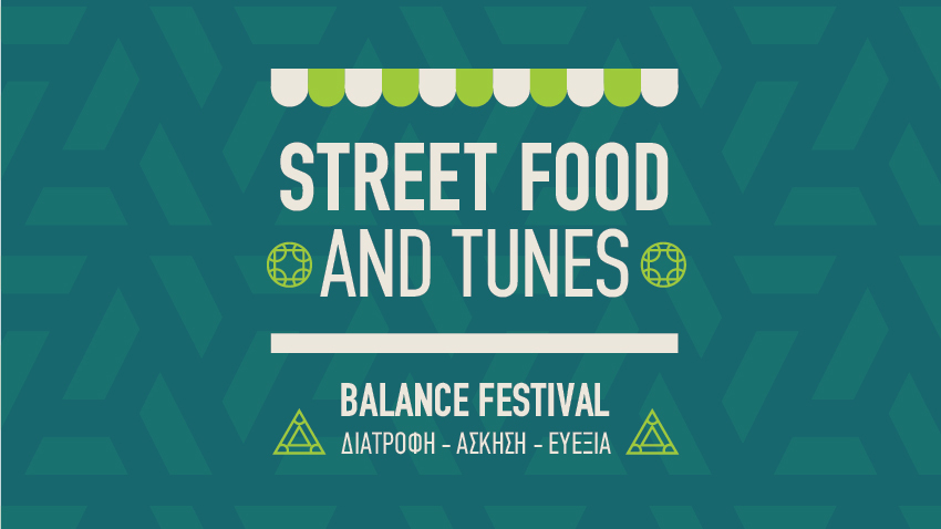 Street food and tunes: Balance Festival
