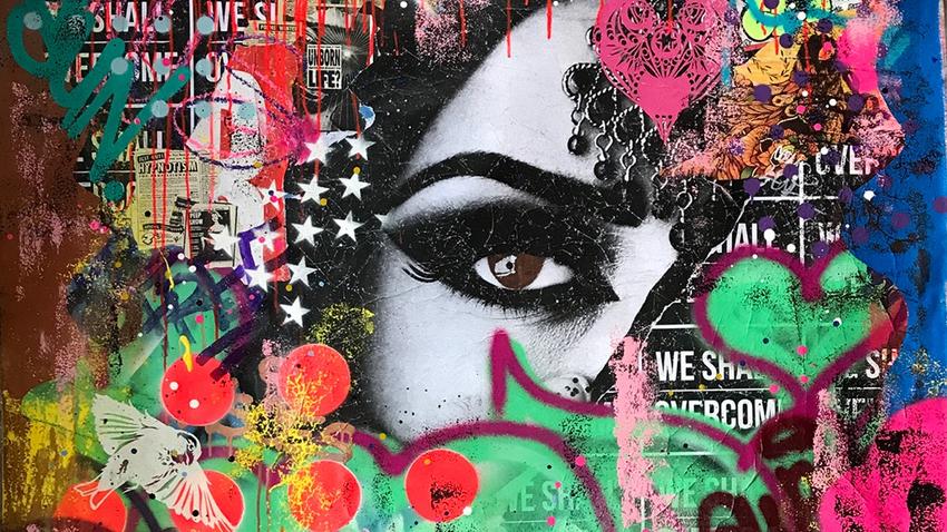 Walls & Streets-NYC meets Athens