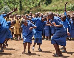 20 χρόνια ActionAid Ελλάς // «Γίνε η αλλαγή!»