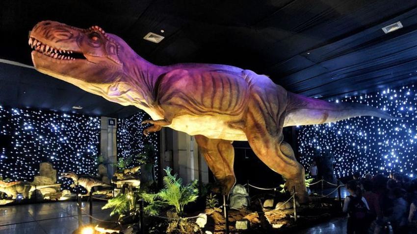 Απόδραση στην εποχή των Δεινοσαύρων