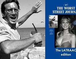 The Worst Street Journal lll / The Latraac Edition Launch Party