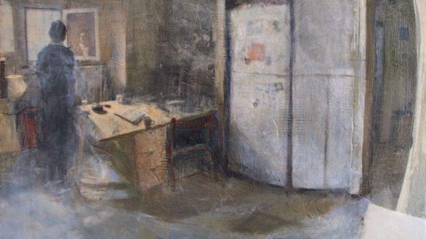 «shifting rooms» της Κάλλιας Τριανταφύλλου