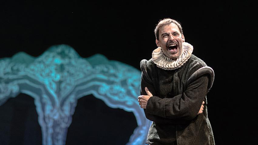 «Ο καιρός των χρυσανθέμων» του Μάνου Ελευθερίου :: θέατρο Άλφα.Ιδέα