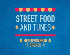 Street food and tunes: Mediterranean Brunch