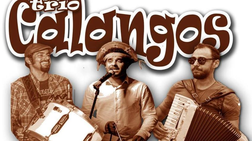 Calangos Project :: σε βραζιλιάνικους ρυθμούς Forrό