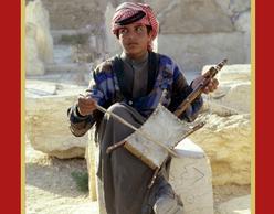 Ζαχρένια, η πέτρα της αγάπης | Moυσικό Παραμύθι από τη Συρία