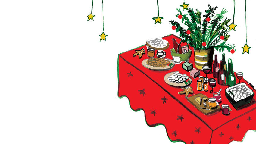 CHRISTMAS OPEN DAY ΣΤΗΝ ΠΥΡΝΑ!