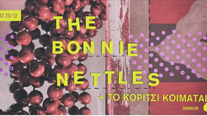The Bonnie Nettles w/ To Κορίτσι Κοιμάται Live