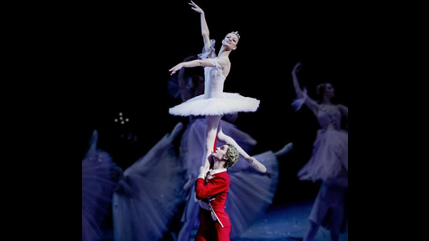 The Bolshoi Ballet Live: Ο Καρυοθραύστης