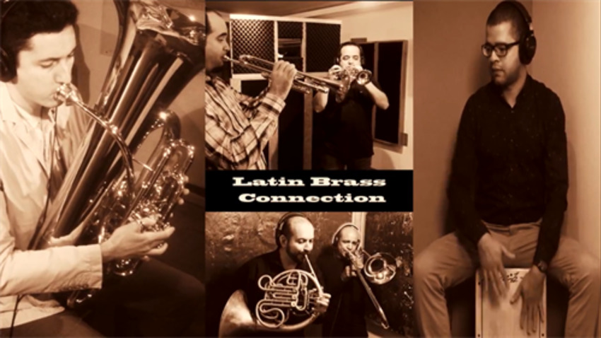 El Sistema Greece & Latin Brass Connection