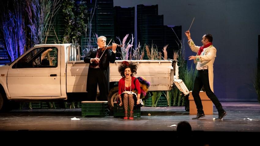 Jacques Offenbach :: Ο Ορφέας στον Άδη | Κωμική όπερα σε 4 πράξεις