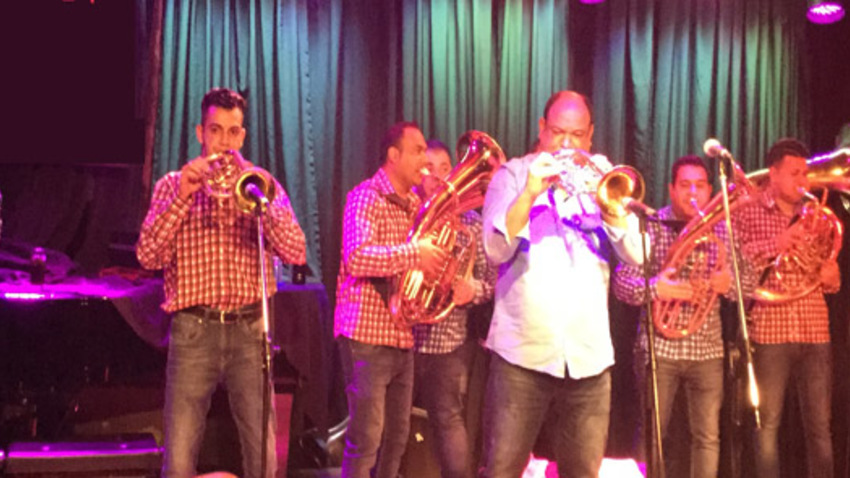 Bojan Ristić Brass Band, τα χάλκινα των Βαλκανίων