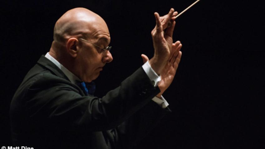 Ο Leon Botstein διευθύνει την Κρατική Ορχήστρα Αθηνών