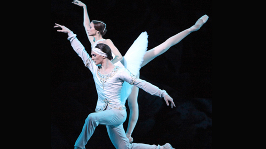 The Bolshoi Ballet Live :: H Μπαγιαντέρα